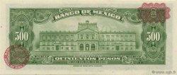 500 Pesos MEXIQUE  1977 P.051s NEUF