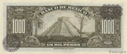 1000 Pesos MEXIQUE  1973 P.052r NEUF