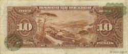 10 Pesos MEXIQUE  1967 P.058l TTB