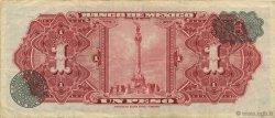 1 Peso MEXIQUE  1969 P.059k TTB