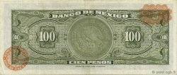 100 Pesos MEXIQUE  1972 P.061h TB à TTB