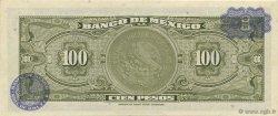 100 Pesos MEXIQUE  1973 P.061i NEUF