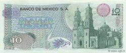 10 Pesos MEXIQUE  1969 P.063a