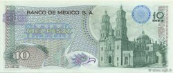 10 Pesos MEXIQUE  1969 P.063b NEUF