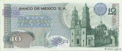 10 Pesos MEXIQUE  1972 P.063e pr.NEUF