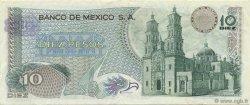 10 Pesos MEXIQUE  1973 P.063f TTB