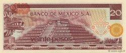 20 Pesos MEXIQUE  1977 P.064d NEUF