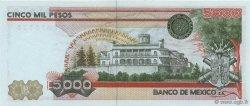 5000 Pesos MEXIQUE  1981 P.077a NEUF