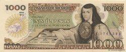 1000 Pesos MEXIQUE  1984 P.081 NEUF