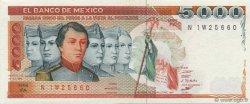 5000 Pesos MEXIQUE  1983 P.083b NEUF