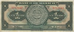 1 Peso MEXIQUE  1936 P.028d B+