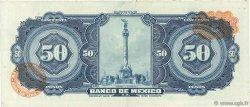 50 Pesos MEXIQUE  1970 P.049s SUP