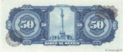 50 Pesos MEXIQUE  1972 P.049u NEUF