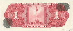 1 Peso MEXIQUE  1954 P.056a SUP