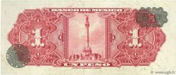 1 Peso MEXIQUE  1954 P.056b TTB