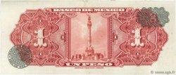 1 Peso MEXIQUE  1959 P.059e SUP