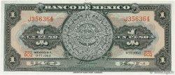 1 Peso MEXIQUE  1965 P.059i NEUF