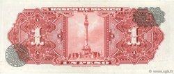 1 Peso MEXIQUE  1967 P.059j SPL