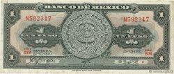 1 Peso MEXIQUE  1970 P.059l TB