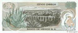 5 Pesos MEXIQUE  1971 P.062b pr.NEUF
