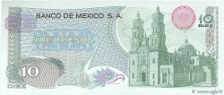 10 Pesos MEXIQUE  1969 P.063a NEUF