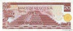 20 Pesos MEXIQUE  1973 P.064b NEUF
