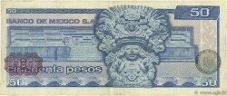 50 Pesos MEXIQUE  1973 P.065a B