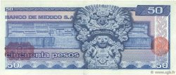 50 Pesos MEXIQUE  1976 P.065b SUP