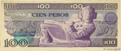 100 Pesos MEXIQUE  1974 P.066a TTB