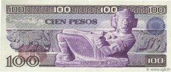 100 Pesos MEXIQUE  1978 P.066b SUP