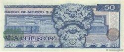 50 Pesos MEXIQUE  1978 P.067a SUP