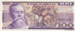 100 Pesos MEXIQUE  1978 P.068a NEUF