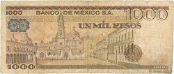 1000 Pesos MEXIQUE  1979 P.070b B+