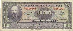 10000 Pesos MEXIQUE  1970 P.072 pr.TTB