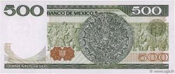500 Pesos MEXIQUE  1981 P.075a SPL
