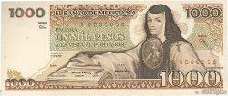 1000 Pesos MEXIQUE  1981 P.076b NEUF