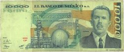 10000 Pesos MEXIQUE  1982 P.078d TB