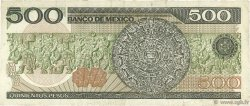 500 Pesos MEXIQUE  1983 P.079a TTB