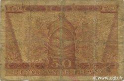 50 Francs GUINÉE  1958 P.06 B