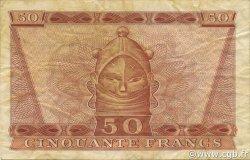 50 Francs GUINÉE  1958 P.06 TTB+