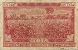 500 Francs GUINÉE  1958 P.08 TB+