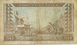 50 Francs GUINÉE  1960 P.12a TB
