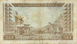 50 Francs GUINÉE  1960 P.12a TTB