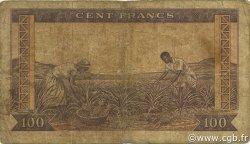 100 Francs GUINÉE  1960 P.13a B+