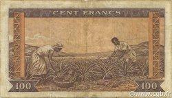 100 Francs GUINÉE  1960 P.13a TB à TTB