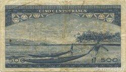 500 Francs GUINÉE  1960 P.14a TB à TTB