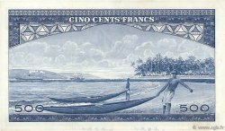 500 Francs GUINÉE  1960 P.14a