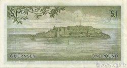 1 Pound GUERNESEY  1969 P.45c TTB+
