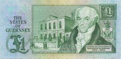 1 Pound GUERNESEY  1980 P.48a pr.NEUF