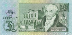 1 Pound GUERNESEY  1980 P.48b NEUF